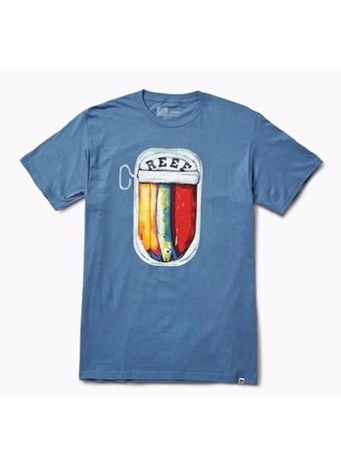 Reef Tişört Renkli